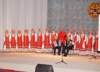 Народный хор на юбилей, свадьбу, встречу делегаций