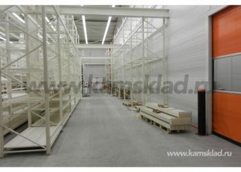 Продается Торгово-складской комплекс класса В+ (3800 кв.м) на Камчатке