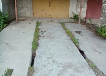 кирпичный гараж - 1 Лётка