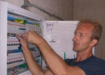 Услуги профессионального электрика