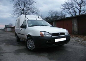 Ford Courier, 2000