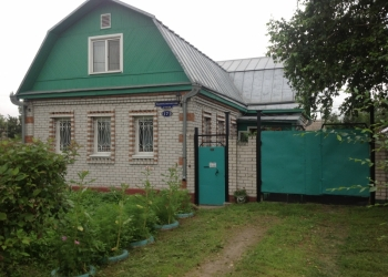 Дом 150 м2 для комфортного проживания на земле