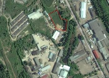 Продается участок с разрешением на строительство склада - производства