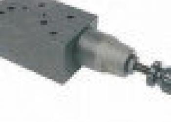 Гидроклапана  Гидроклапан редукционный модульного монтажа КРМ 6/3 1р-2р-3р-4р