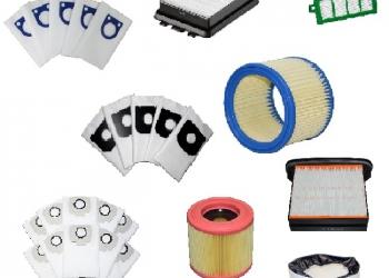 Фильтры, мешки для пылесосов