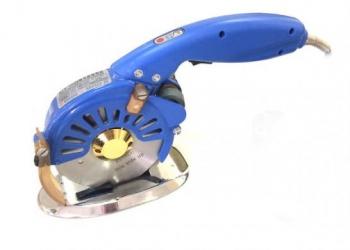 Дисковый раскройный нож с прямым приводом и механизмом самозаточки RCS - 10