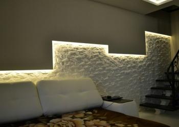 Декоративный интерьерный камень