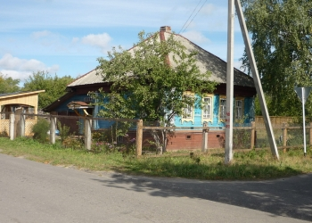 Дом 40 м2 участок 14 соток на Ветлуге