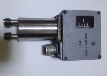 Датчик-реле разности давлений ДЕМ-202-1-01-2    0,02-0,6мПа
