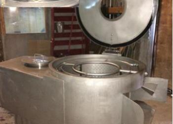 Центрифуга для шёрстных субпродуктов