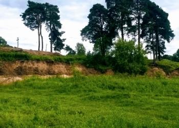 Участок 16 соток у реки в Черёхе