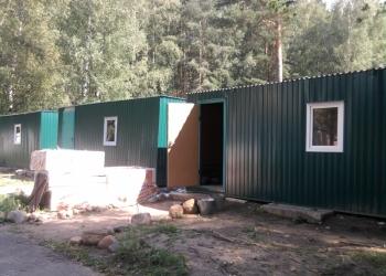 Бытовки павильоны производство Кострома Тёплый-Минидом