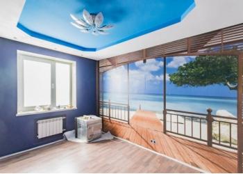 Продается двухкомнатная квартира улучшенной планировки.