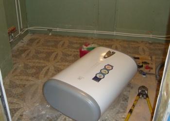 Монтаж и подключение водонагревателей и фильтров