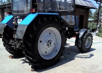 трактор МТЗ 892 турбованый +дискатор
