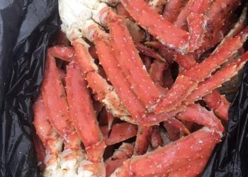 морепродукты с Камчатки