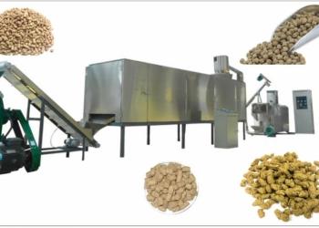 Линия по производству сухих кормов для животных
