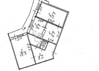 Продается 2-х комнатная квартира 74м2,г.Симферополь