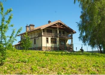 Дом Вашей мечты общей площадью 305 кв. м, 27 км от МКАД по Калужскому ш.