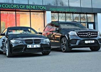 Накладки на зеркала для BMW Е90,92,87,82