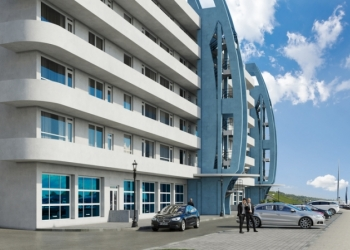 1-к квартира, 31 м2, 3/6 эт.Апартаменты у яхт-клуба на берегу Стрелецкой бухты