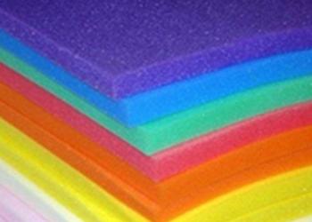 Поролон цветной 23SP 1000х2000х5 мм