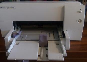 Принтер HP 690С цветной