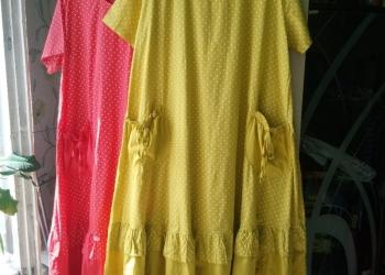 Женские платья,хлопок,летнее.Италия