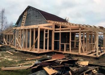 Услуги по строительству пристройки к частному дому в Пензе