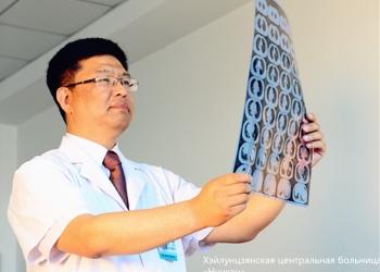 Лечение рака горла, гортани, миндалин в Харбине