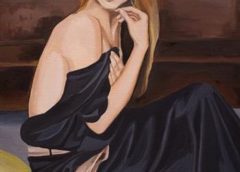 Рисую портреты и картины на заказ