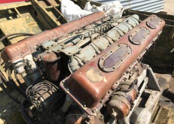 Двигатель Д 12П (В54П) с хранения