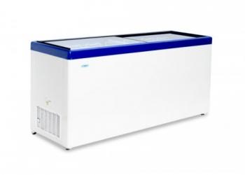 Продам Морозильный ларь Снеж МЛП-700 (630л) прямое стекло