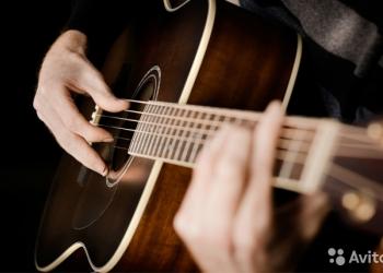 Уроки игры на гитаре (обучение за 7 дней)