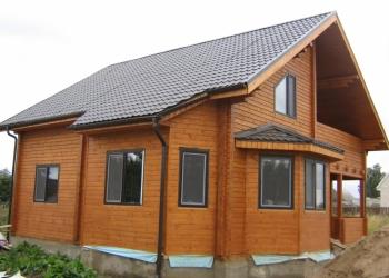 Строительство домов и бань из проф бруса