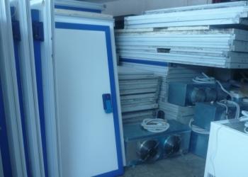 Холодильеые камеры бу. В наличии более 200 штук