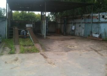 охраняемый железный гараж на автостоянке