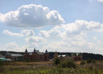 Продаётся земельный участок в курортной зоне санатория Обуховский