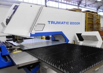 Поставляю Координатно-вырубной пресс Trumpf Trumatic 2000R