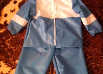 Дождевик-костюм на 4 года