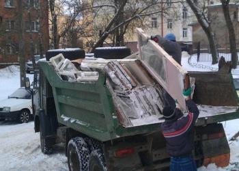 Вывоз мусора в Волгограде.Машины и грузчики.