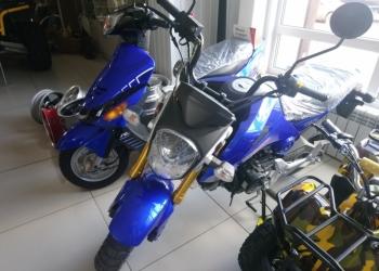Мотоцикл ABM MSX125