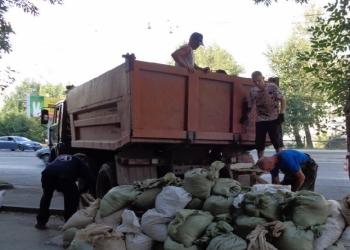 Вывоз мусора в Волгограде.