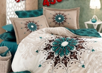Постельное белье сатин / бамбук РАСПРОДАЖА (Турция)