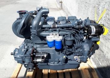 "Двигатель для грейдера ДЗ-122, комбайнов ""Дон"", тракторах Т-4 Д-442-25БИ"