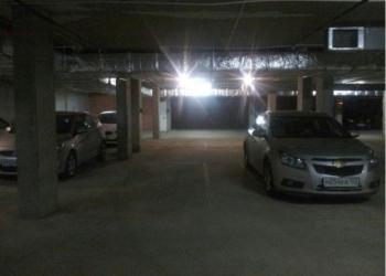 Место в подземном паркинге
