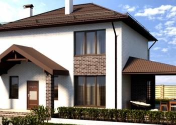продается полноценный двухэтажный!!! дом 120 кв.