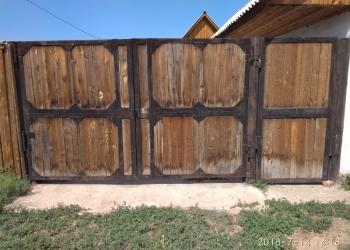 Усадебные ворота, калитка