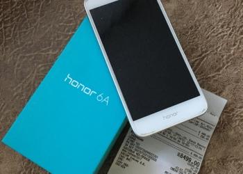 Смартфон Honor 6A на гарантии