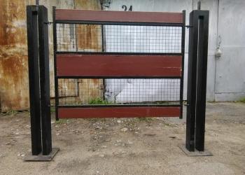 Забор.ограждение для летнего кафе.Подайдет для терассы.
